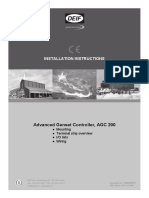 AGC 200 Installation Instructions 4189340610 UK_2013.06.28