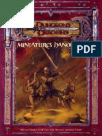 Miniatures Handbook