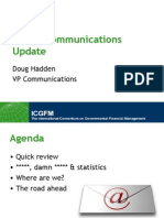 2010-05-16 ICGFM Communications Update