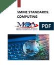 Program Standards Computing