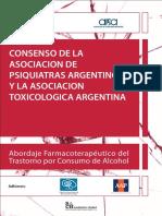 Consenso Argentino Alcohol