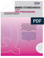 Program Standards_Creative Multimedia