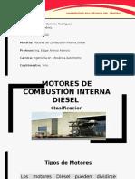 Clasificacion Motores Diesel