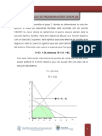 Solucion de Modelos de Programacion Lineal (II)