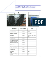 Envelop Protective Covers for Bridge and Navigation Equipment