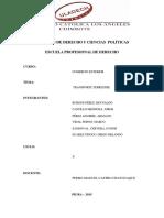 Transporte Terrestre - Trabajo Listo - Comercio Exterior