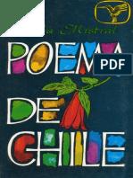Poema de Chile Gabriela Mistral