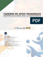 Cadernos Pedagogicos_Iniciação Desportiva