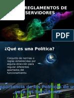 Politicas de un servidor