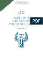 Proyecto de Intervencion