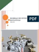 Bombas de Inyección Rotativas diesel