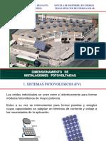 Dimensionado de Instalaciones Fotovoltaicas Aisladas