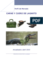 Perfil Mercado Caiman Yacare CB05