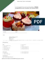 Cupcakes Coloridos - Recetas – Cocineros Argentinos