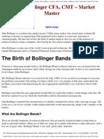 [financial market trading ebook] bollinger john a