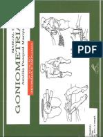Livro Manual de Goniometria
