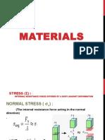 Basics of Strength of Materials