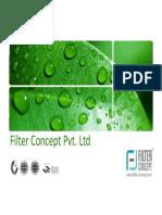 Basics of Filtration