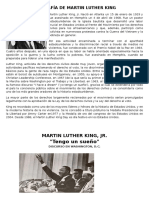 Biografía de Martin Luther King