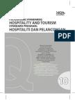 Program Standards_Hospitality and Tourism