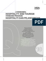 Program Standards_Hospitality and Tourism