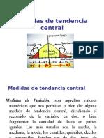 Tendencia Central