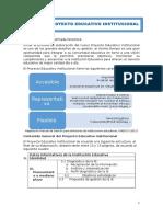 Protocolo - Elaboración Del PEI