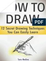How to Draw - Sara Medina