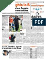 La Gazzetta dello Sport 13-06-2016 - Calcio Lega Pro
