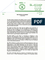 MILF Official Statement 06112016