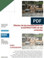 Efectos de Las Inundaciones en El Estado de Las Viviendas- Final 111114