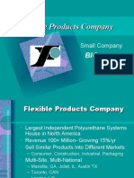 Flexible Products