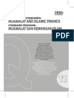 Program Standards_Muamalat and Islamic Finance