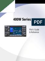 GARMIN 400W Pilot Guide
