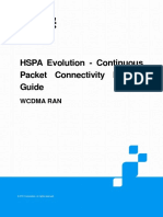 ZTE UMTS HSPA Evolution - Continuous Packet Connectivity Feature Guide_V8.5_201312
