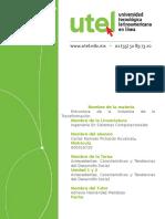 Tarea 1 y 2_Antecentes Caracteristicas y Tendencias Del Desarrollo Social
