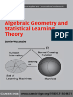 (Cambridge Monographs on Applied and Computational Mathematics) Watanabe-Algebraic geometry and statistical learning theory-CUP (2009).pdf