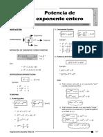 Álgebra - 1eroSec - II Bimestre