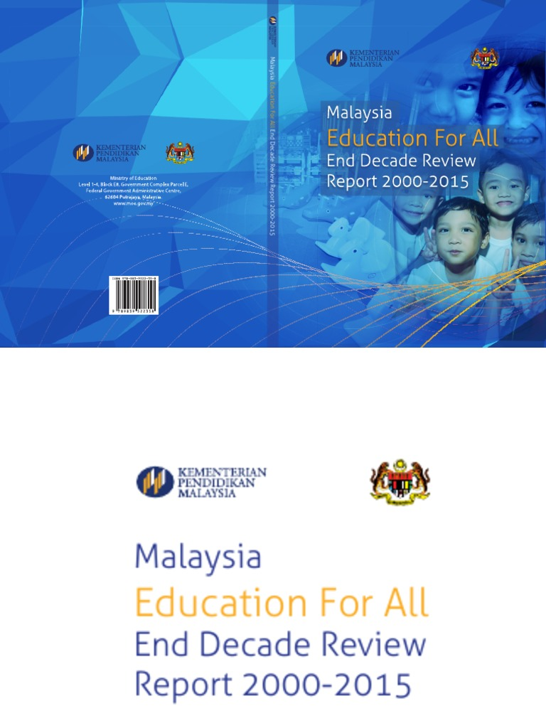 Kpm malaysia education for all end decade review report kpm malaysia education for all end decade review report secondary education vocational education malvernweather Choice Image