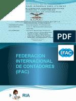 Organimos Internacionales de La Profesion Contable
