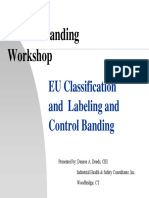 EU and Labeling- Deeds