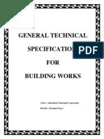 Gen Tech Specipication