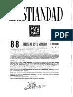 Revista cristiandad