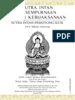 Sutra Intan - Bahasa Inggris Dan Mandarin, Lampiran, Referensi Dan Nama Donatur 06 April 2016 (102halaman)