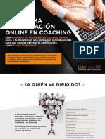 Programa de Formación Online de Coaching Lider-haz-GO!
