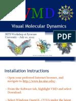 VMD Tutorial