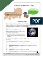 FET Grade10 12 Beliefs Origins of Life