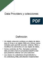 Data Providers y Colecciones