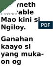 Ngipon Ni Ngiloy