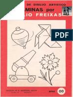 Láminas Emilio Freixas - Serie 00 (Iniciacion Al Dibujo)